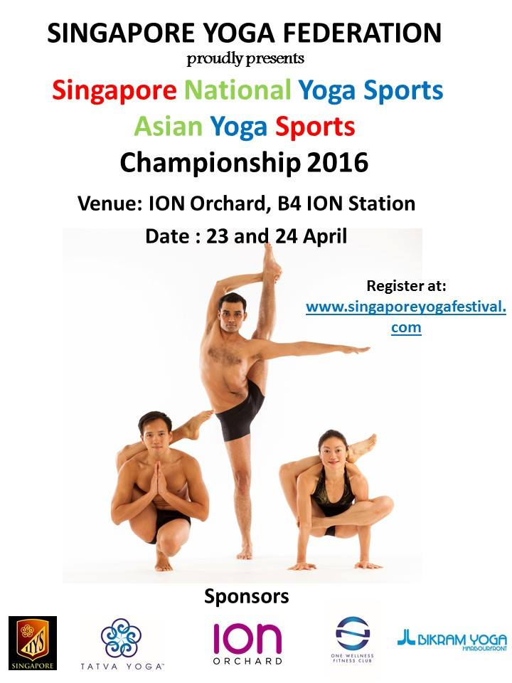 Yoga Competition