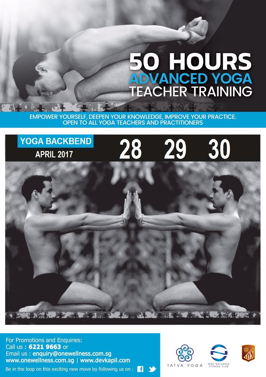 50 Hours Advanced Yoga Teacher Training
