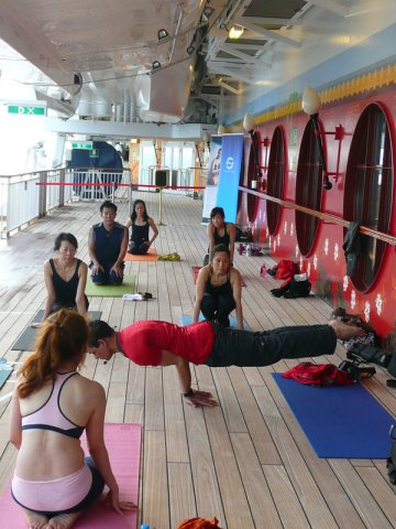 Yoga  Retreat 2012-6