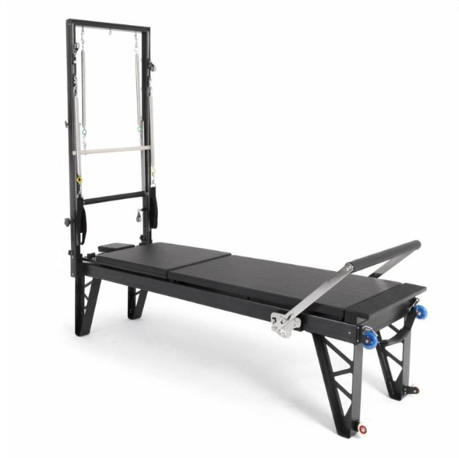 Pilates Aluminum Reformer HL 4 With Tower